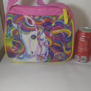 Lisa Frank Majesty the Rainbow Horse Lunch Bag